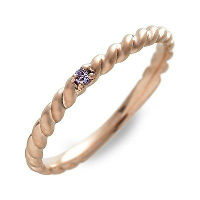 開店祝い ピンクゴールド リング 指輪 彼女 記念日 ギフトラッピング ジュレドゥ 誕生日 送料無料 レディース, トウホクマチ de68c728