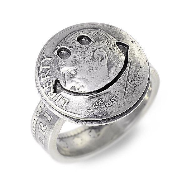 消費税無し NORTH WORKS シルバー リング 指輪 彼氏 プレゼント ノースワークス 誕生日 送料無料 メンズ, カウくる e4565af3