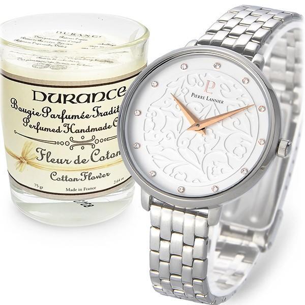 腕時計 彼女 誕生日プレゼント 記念日 ギフトラッピング ピエール・ラニエ|jwell