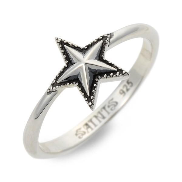 シルバー リング 指輪 彼氏 記念日 ギフトラッピング セインツ 誕生日 メンズ|jwell