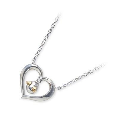 買得 シルバー ネックレス ダイヤモンド 彼女 プレゼント テンシノタマゴ 誕生日 送料無料 レディース, 100%正規品 69a53ccc