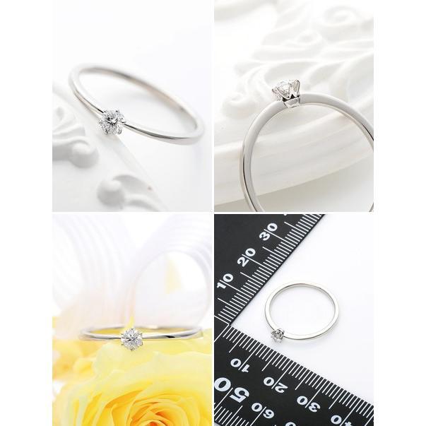 プラチナ リング 指輪 ダイヤモンド 彼女 記念日 ギフトラッピング タイムレスプラチナム 誕生日 レディース|jwell|02