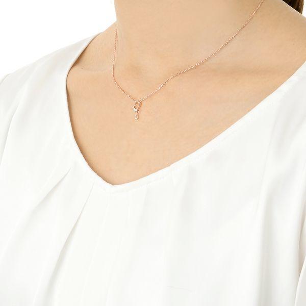 シルバー ネックレス ダイヤモンド ハート 彼女 記念日 ギフトラッピング ハートオブコンセプト 誕生日 送料無料 レディース|jwell|05