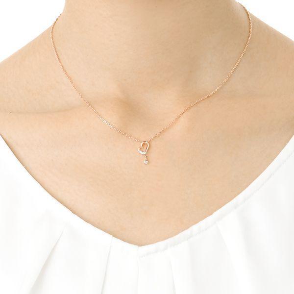 シルバー ネックレス ダイヤモンド ハート 彼女 記念日 ギフトラッピング ハートオブコンセプト 誕生日 送料無料 レディース|jwell|06
