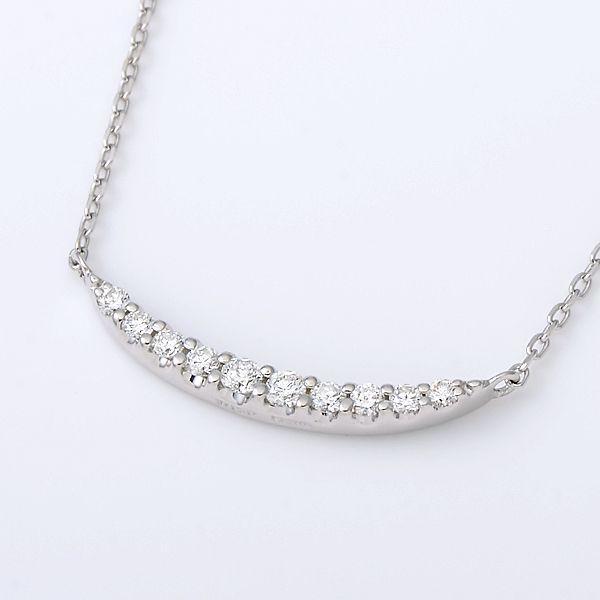 ホワイトゴールド ネックレス ダイヤモンド 彼女 プレゼント ウィスプ 誕生日 送料無料 レディース|jwell|04