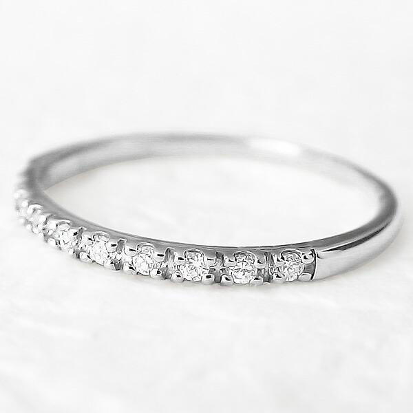 【まとめ買い】 指輪 レディース ピンキーリング プラチナ エタニティリング ダイヤモンドリング プラチナリング Pt900 10石 0.10ct ホワイトデー プレゼントに, TRICKY WORLD OSAKA dcf85f95