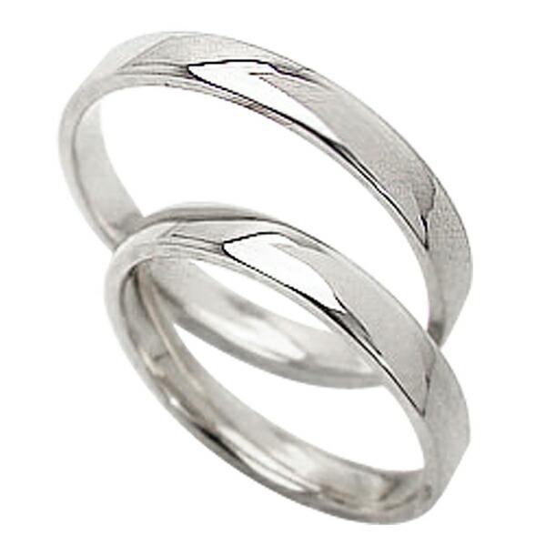 高価値 結婚指輪 プラチナ 平打ち ペアリング 2本セット 3mm幅 結婚指輪 マリッジリング Pt900 ペアリング 2本セット, 紙文具 ひかり:75f7d485 --- airmodconsu.dominiotemporario.com