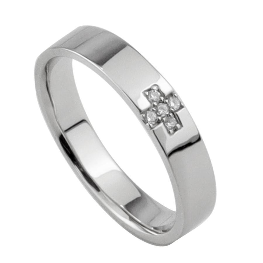 低価格 メンズ クロスダイヤモンドリング 十字架 ホワイトゴールドK10 K10WG 指輪 指輪 十字架 メンズ Men's, 仏壇仏具 神棚 数珠のLifeハセガワ:86d3a9af --- airmodconsu.dominiotemporario.com
