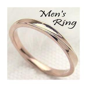 有名ブランド ピンクゴールドK18 指輪 メンズリング K18PG デザイン 指輪 Men'sring Men'sring 誕生日 メンズリング 記念日, アムールパジャマ公式オンライン:7ebf0215 --- bit4mation.de