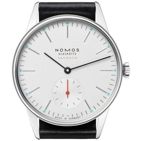超人気の ノモスは安心の正規販売店で NOMOS オリオン ネオマティック ORION neomatik ホワイト 日本正規品 OR130013W2, ライトアロイ 43239d20
