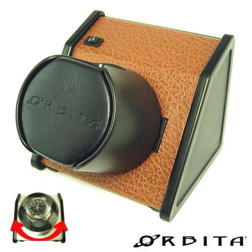 【保存版】 オービタ ORBITA オービタ 振り子式ワインダー スパルタ オープン ブラウン, Premium bar:3e5e7d56 --- airmodconsu.dominiotemporario.com