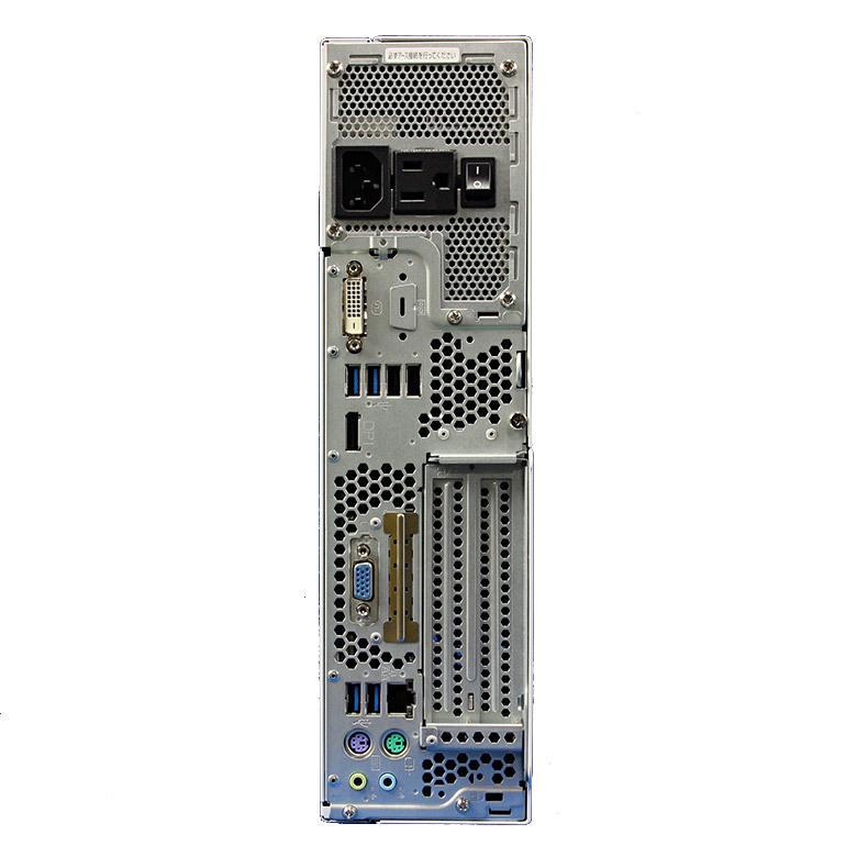 当店カスタマイズモデル 中古 デスクトップパソコン 富士通  ESPRIMO D588/CX Windows10 Core i3 9100 3.60GHz メモリ8GB 新品SSD480GB DVDマルチ 初期設定済|jyohokaikan-ys|06
