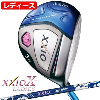 ダンロップ XXIO10 ゼクシオ テン レディス フェアウェイウッド [ゼクシオ MP1000L カーボンシャフト装着] 日本正規品