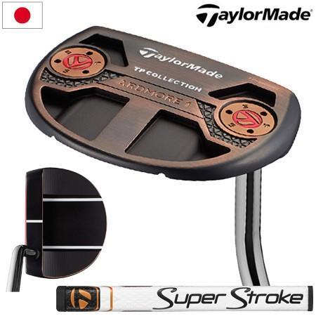 テーラーメイド 2019 TPコレクション 黒 COPPER ARDMORE1(アードモア1) パター 日本正規品