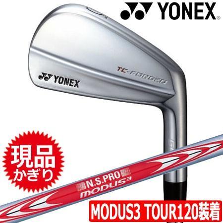 ヨネックス YONEX TITANIUM HYBRID MB (チタンハイブリッド マッスルバック) アイアン 6本組(5I-PW) [NS MODUS3 TOUR120装着] (日本正規品)