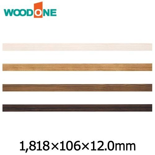 無垢フローリング ピノアース 6尺タイプ  1818×106×12.0mm 18枚 3.47平米 1坪入ウッドワン WOODONE|jyu-tus