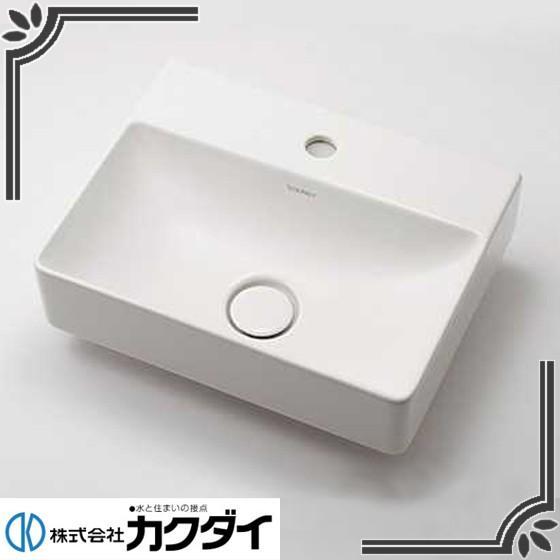 カクダイ #DU-0732450071 DURAVIT DuraSquare 角型手洗器