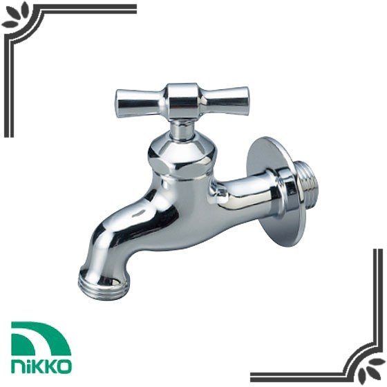 ニッコーエクステリア 蛇口・水栓 蛇口・水栓 蛇口・水栓 N205 スタンダード Nシリーズ クロームメッキ e0d