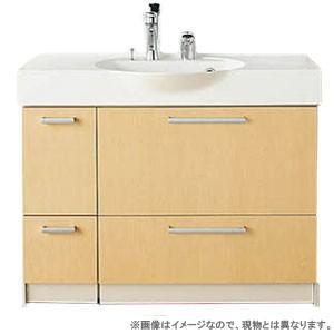 *ノーリツ*LQABH-124CNWN[K]/LQABH-124CYWN[K]洗面化粧台 ソフィニア ベースキャビネット 1200mm