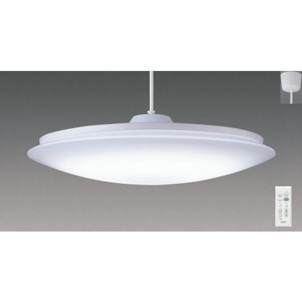 【LEDP81021-LC】東芝 調光・調色 ペンダント LED一体形 〜8畳 【toshiba】