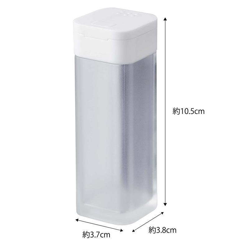 山崎実業 マグネットスパイスボトル タワー ホワイト 【品番:04813】 jyusetsupro 02