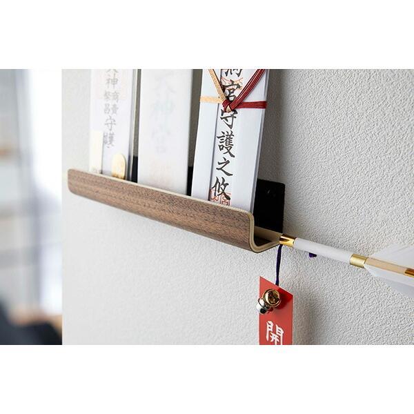 山崎実業 神札ホルダー リン ブラウン 品番 05282 jyusetsupro 03