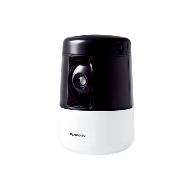 パナソニック HDペットカメラ(ブラック)KX-HDN205-K