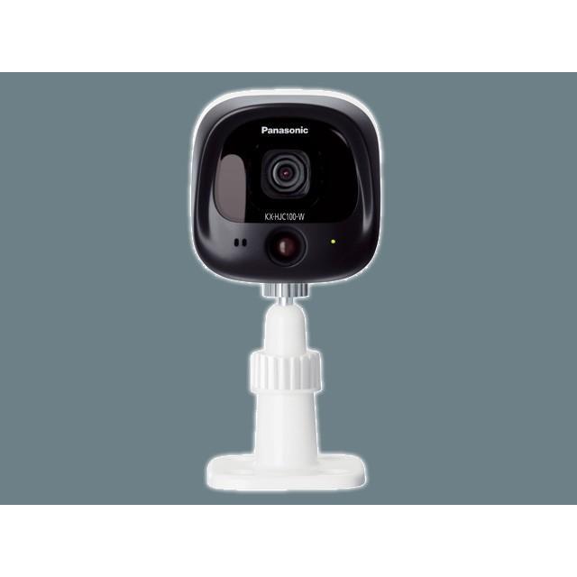 パナソニック 屋外カメラ KX-HJC100-W