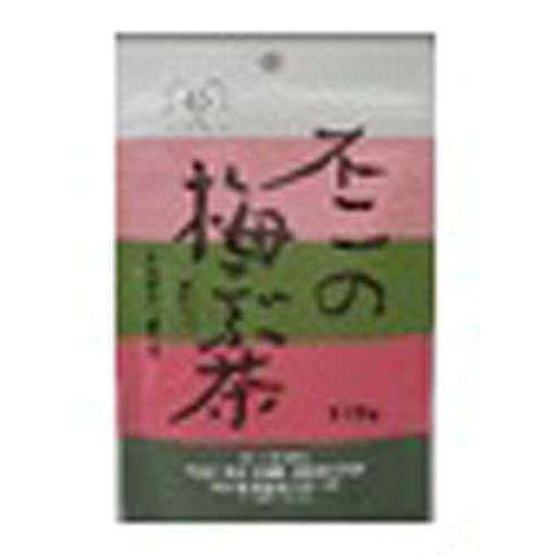 不二食品 不二の梅こぶ茶 袋 115g ×5袋
