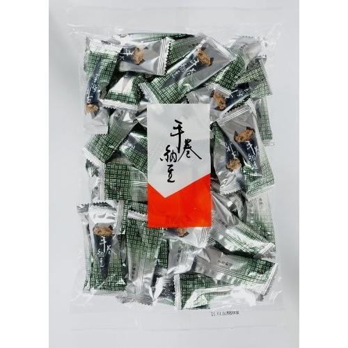手巻納豆 250g×1袋 【手巻き納豆 お菓子 和菓子 乾燥納豆 茶菓子 おつまみ】