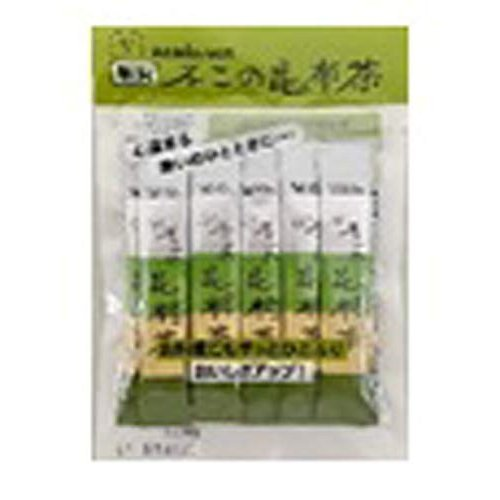 不二食品 不二の昆布茶 スティック 11P ×10袋