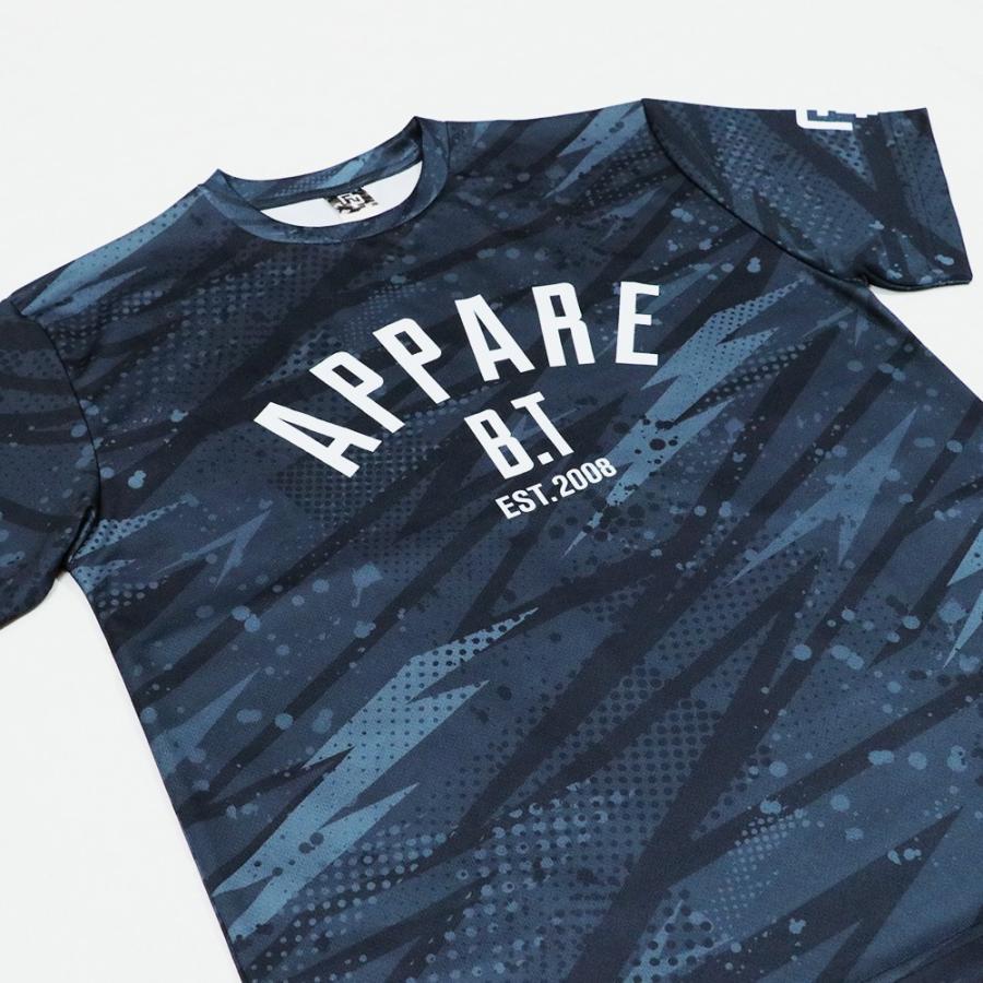 昇華Tシャツ・サンダーブラック/天晴選手着用モデル k-conmart 04