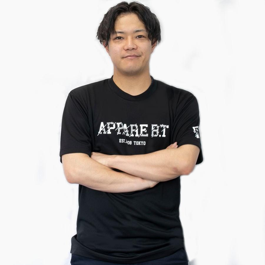 AP ラジカルブラック  2020モデル/ドライシルキーTシャツ|k-conmart|02