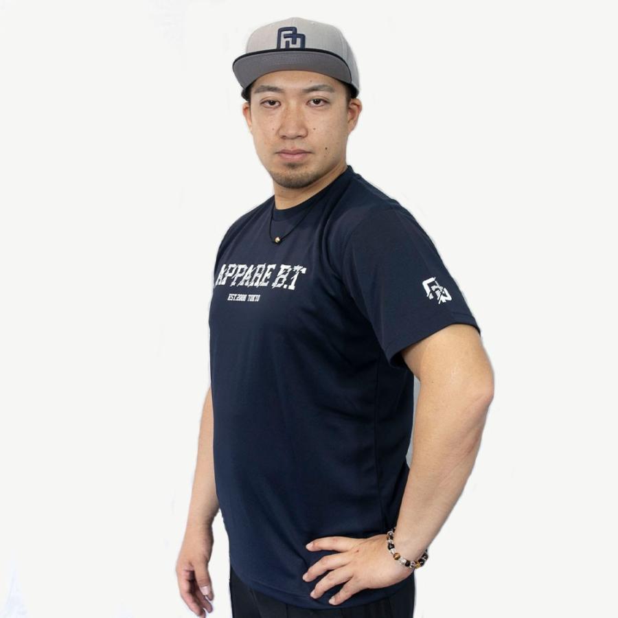 AP ラジカルネイビー  2020モデル/ドライシルキーTシャツ k-conmart 03
