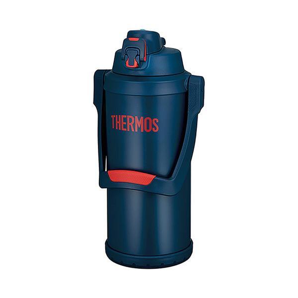 送料無料 サーモス FFV-3001 NV-R 真空断熱スポーツジャグ 3L  ネイビーレッド|k-direct2