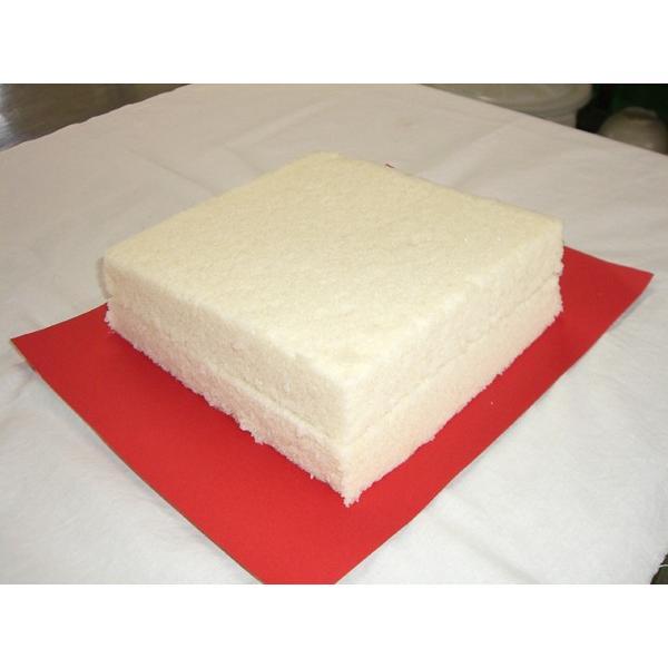 ペクソルギ (冷凍) 1枚(約18cm×18cm 930g)  韓国餅 おもち 餅 韓国伝統菓子|k-eishin|02