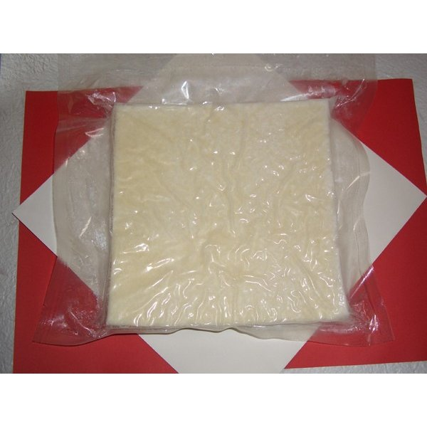 ペクソルギ (冷凍) 1枚(約18cm×18cm 930g)  韓国餅 おもち 餅 韓国伝統菓子|k-eishin|03