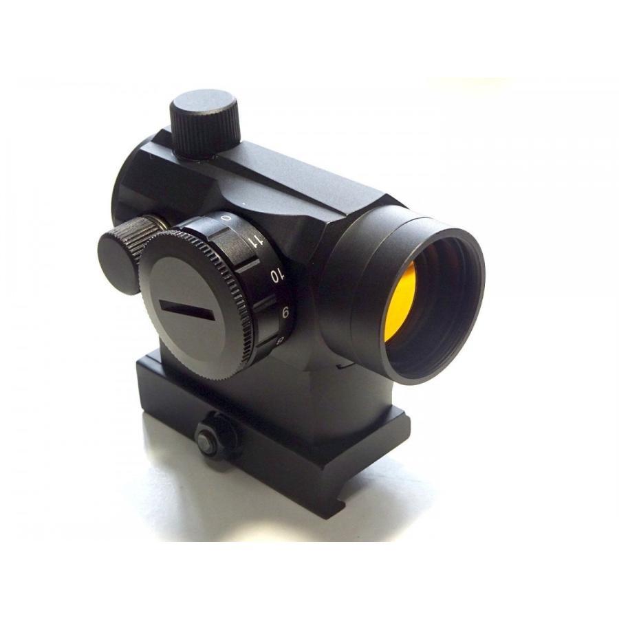 実物 VECTOR OPTICS ベクターオプティクス Maverick TAC  マーベリック T1タイプ ドットサイト 実銃対応 1x22 保証付き k-havens 02