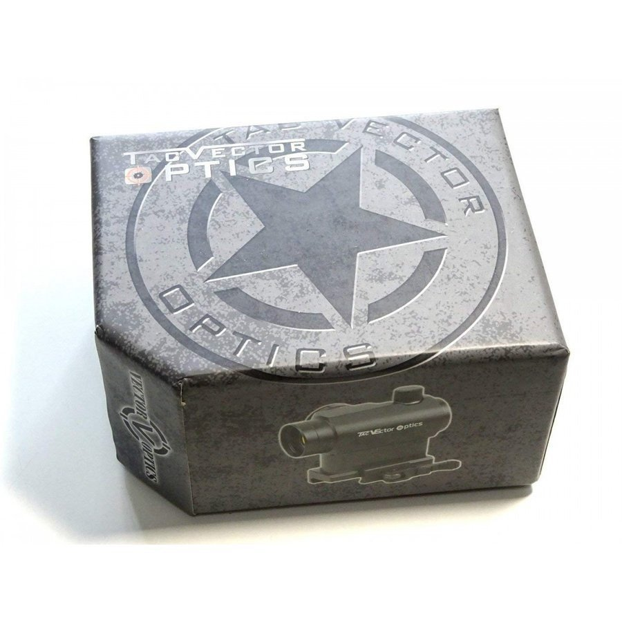 実物 VECTOR OPTICS ベクターオプティクス Maverick TAC  マーベリック T1タイプ ドットサイト 実銃対応 1x22 保証付き k-havens 06