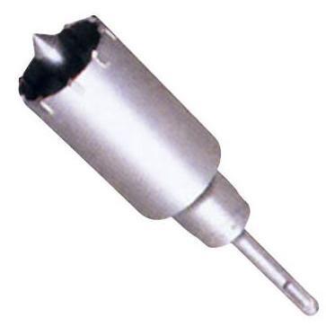 ミヤナガ ハンマードリル用コアビット600W(セット) 80mm 600W80
