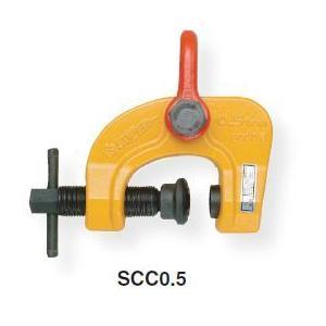 スーパーツール スクリューカムクランプ(万能型) 0.5t SCC SCC SCC 0.5 593