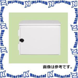 【代引不可】日本通信電材 NB-IRC-M00 太陽光遮熱プラボックス Mサイズ 内部収納板付 扉式 [NDZ221]