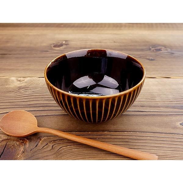 【華蝶扇】選べる2色 ご飯茶碗 11.6cm 300cc 日本製 美濃焼 陶器 和食器 しのぎ 菊花 夫婦茶碗 御飯茶碗 お茶碗 茶わん 飯碗 汁椀 北欧 カフェ おしゃれ モダン|k-s-kitchen|12