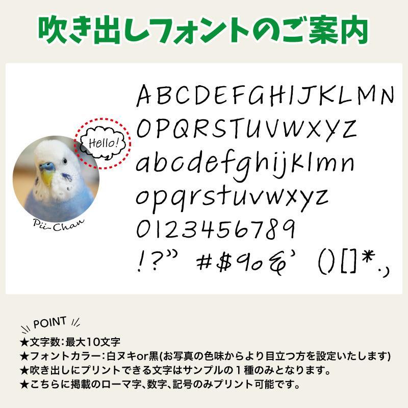 オリジナル バッグ オーダーメイド ペット エコバッグ 写真入りアニマル プリント アプリ加工済OK 名入れ BG-P クリックポスト レターパックライト|k-uniform-m|06