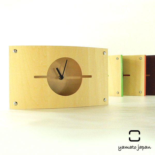 置時計 インテリア ヤマト工芸|ka-grande