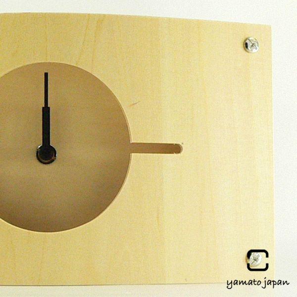 置時計 インテリア ヤマト工芸|ka-grande|03