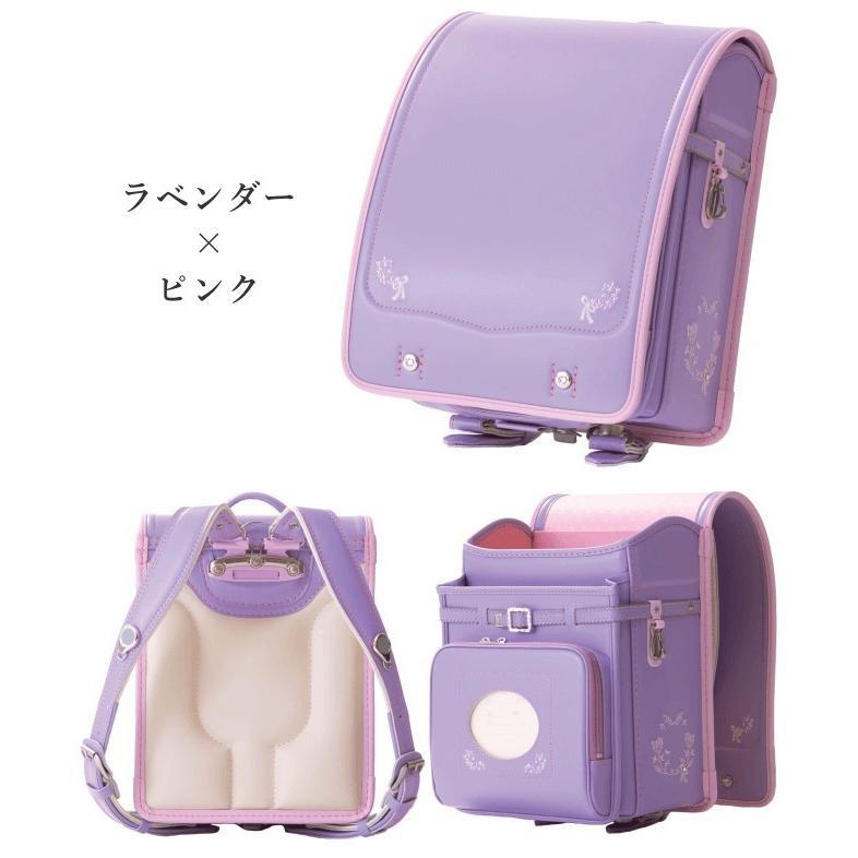 2022 フィットちゃん 安ピカッ ランドセル ロイヤルガール 女の子 1AP2684K  日本製 A4フラットファイル対応 学習院型 6年保証 kaban-kimura 07