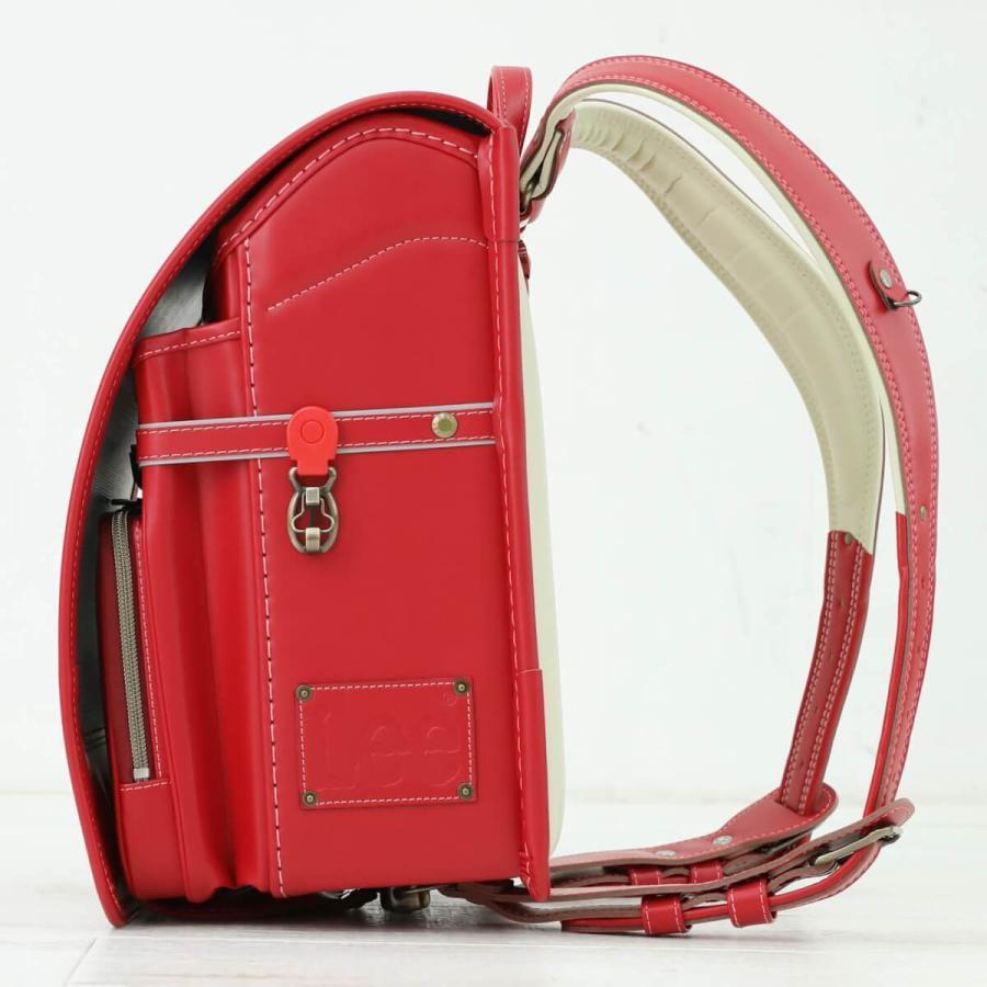 2022年度 LEE リー ランドセル 男の子 女の子 9185575 A4フラットファイル対応 日本製 6年保証 正規品 通学バッグ kaban-kimura 04
