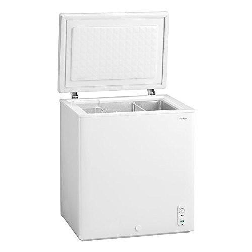 冷凍庫 上開き 冷凍ストッカー 大型 142L スリム 開梱 設置込み