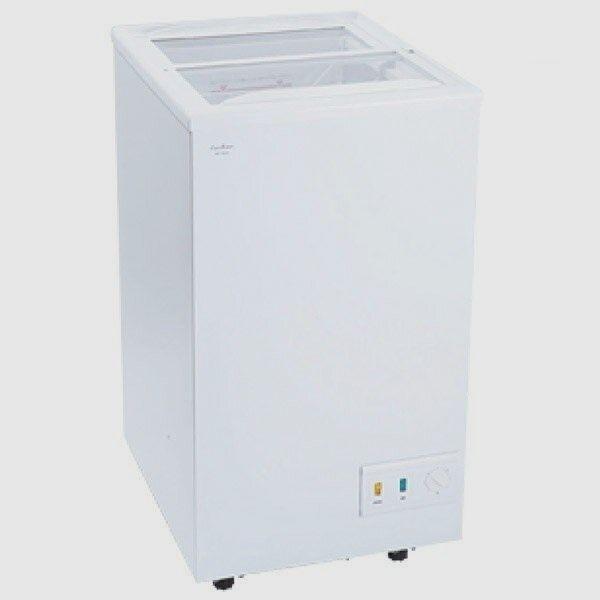 三ツ星貿易 スライド直冷式冷凍庫 62L